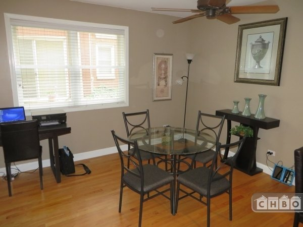 image 7 furnished 1 bedroom Townhouse for rent in Lincoln Park, North Side