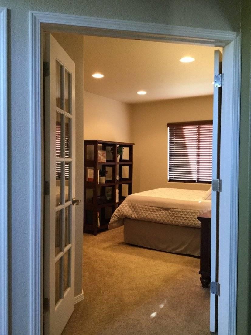 Bedroom, Main Level