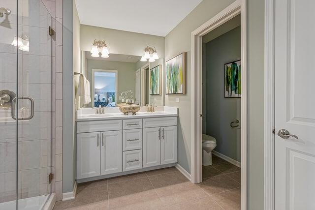 Master Bathroom - Main View