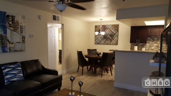 image 2 furnished 2 bedroom Townhouse for rent in Spring Valley, Las Vegas Area