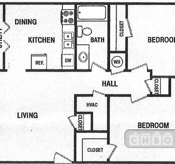 image 2 unfurnished 2 bedroom Apartment for rent in Hancock County, Coastal