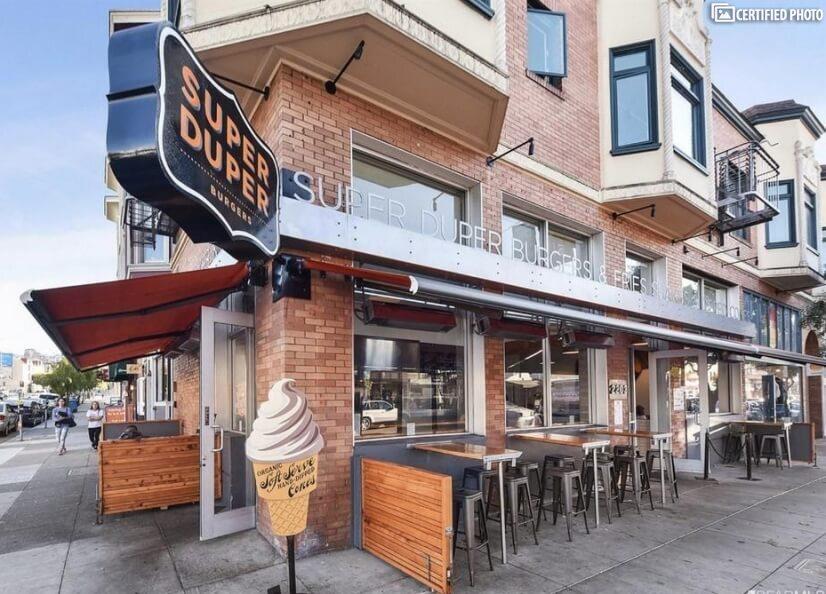 On Chestnut Street - Commercial Conveniences.