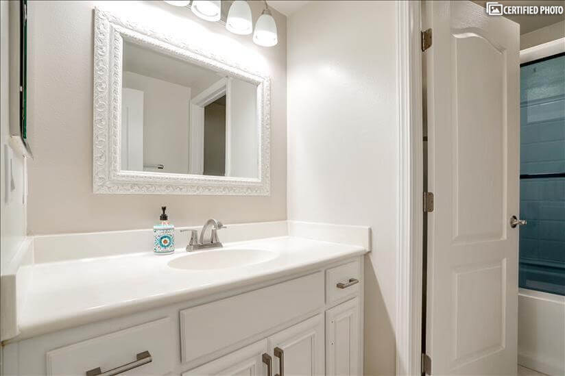 Upgraded bathroom #2.