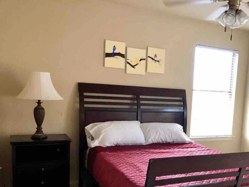 2nd Floor - Bedroom 3/4