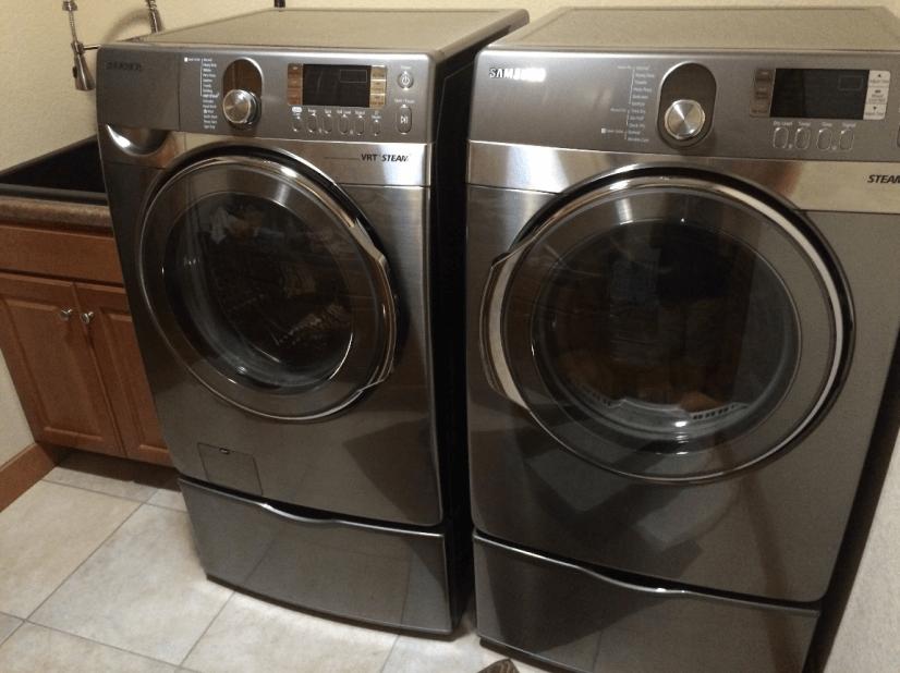 Large Capacity Laundry Room