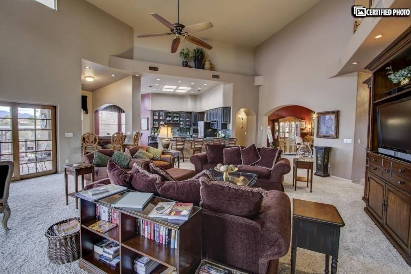 image 7 furnished 4 bedroom House for rent in Pima (Tucson), Old West Country