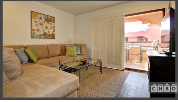image 3 furnished 1 bedroom Townhouse for rent in Paradise Valley, Phoenix Area