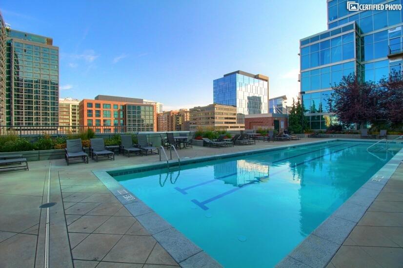 Pool view a view