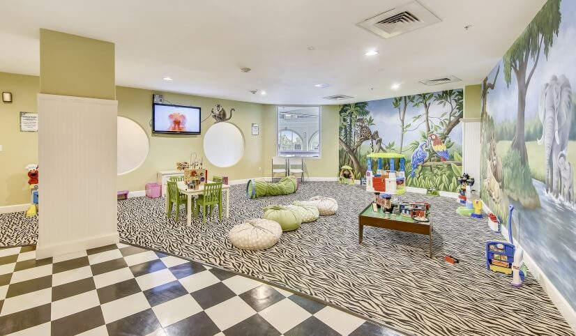 Diamond Beach Resort - Children't Jungle Playroom
