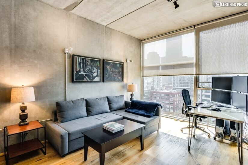 image 9 furnished 1 bedroom Townhouse for rent in Near North, Downtown
