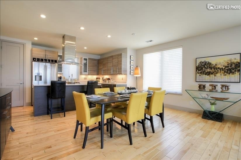 Dining and Kitchen Areas