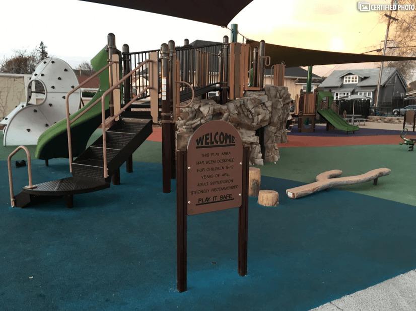 Tamien Park Playground