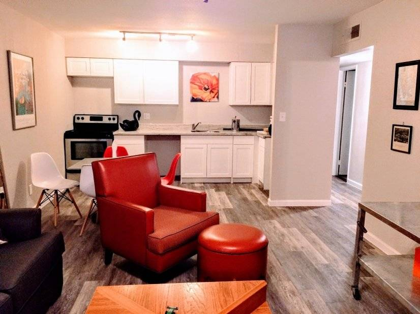 Uptown PHX Mid-Century Modern 3 Bedroom - Furnished Condo for Rent ...