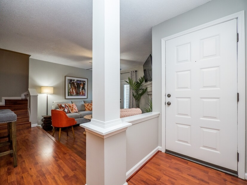 image 3 furnished 2 bedroom Townhouse for rent in Uptown, Charlotte