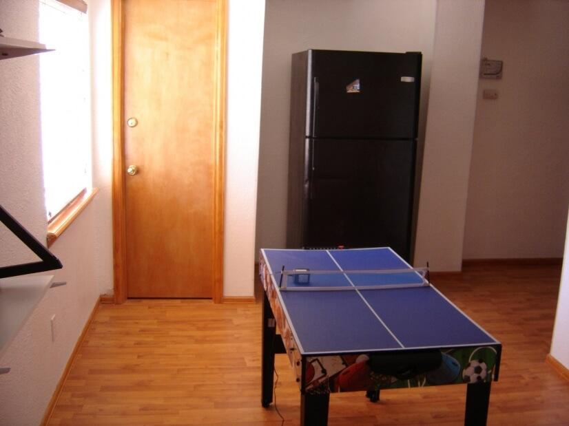 Basement Recreational Room
