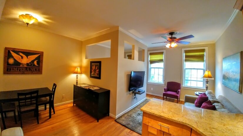 image 8 furnished Studio bedroom Townhouse for rent in Capitol Hill, DC Metro