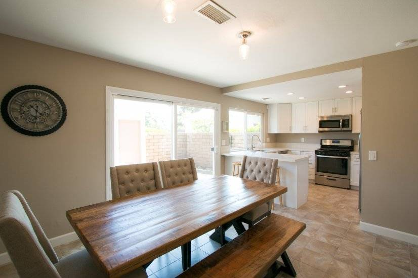 image 4 furnished 4 bedroom Townhouse for rent in Irvine, Orange County