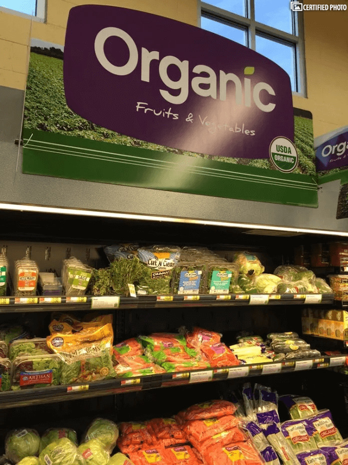 Ample Organic Selections