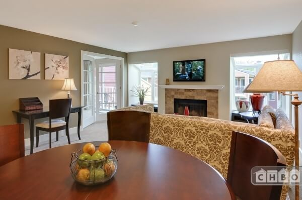 image 10 furnished 2 bedroom Townhouse for rent in Redmond, Seattle Area