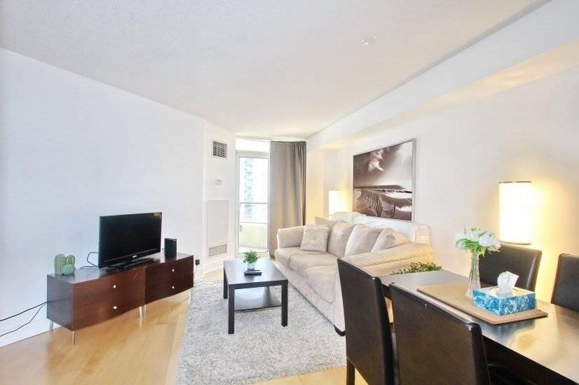Living Area; TV