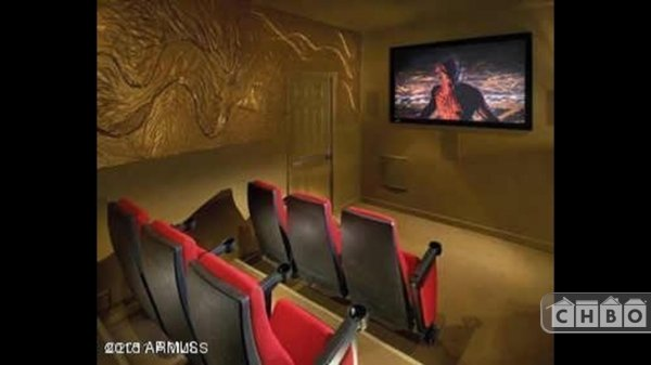 Movie Screening Room can be reserved