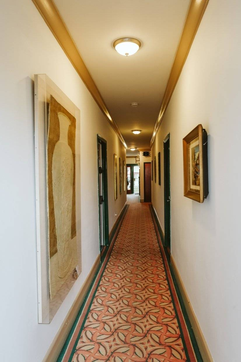 Entry Hallway to Apartment