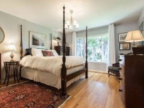 Very Private Master Bedroom with King Size Bed