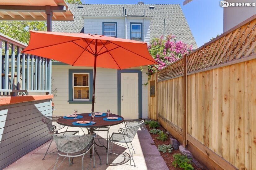 image 8 furnished 2 bedroom House for rent in Alameda, Alameda County