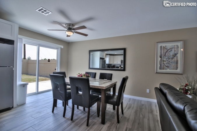 image 6 furnished 3 bedroom House for rent in North Las Vegas, Las Vegas Area