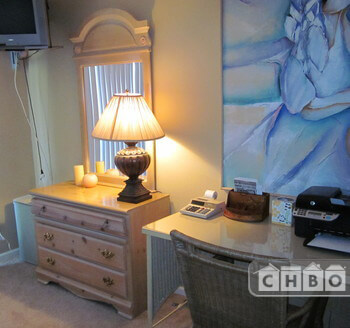 Desk in 2nd Bedroom