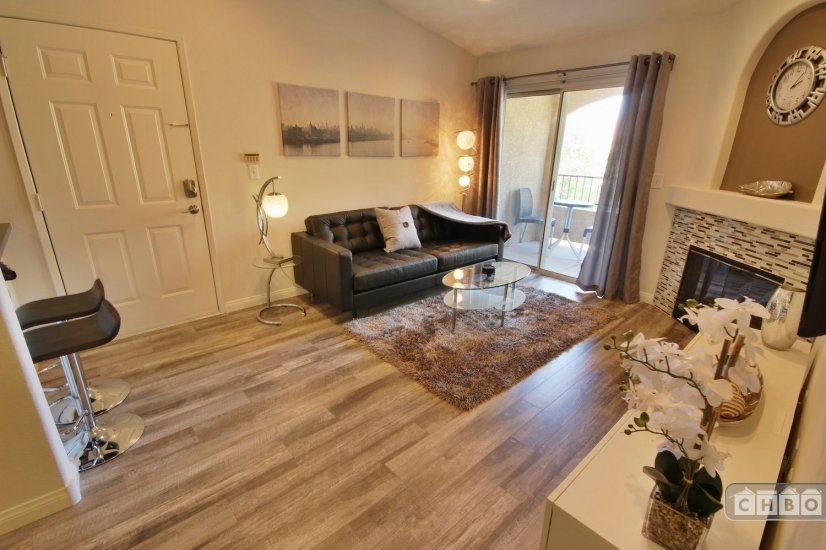image 2 furnished 1 bedroom Townhouse for rent in Spring Valley, Las Vegas Area