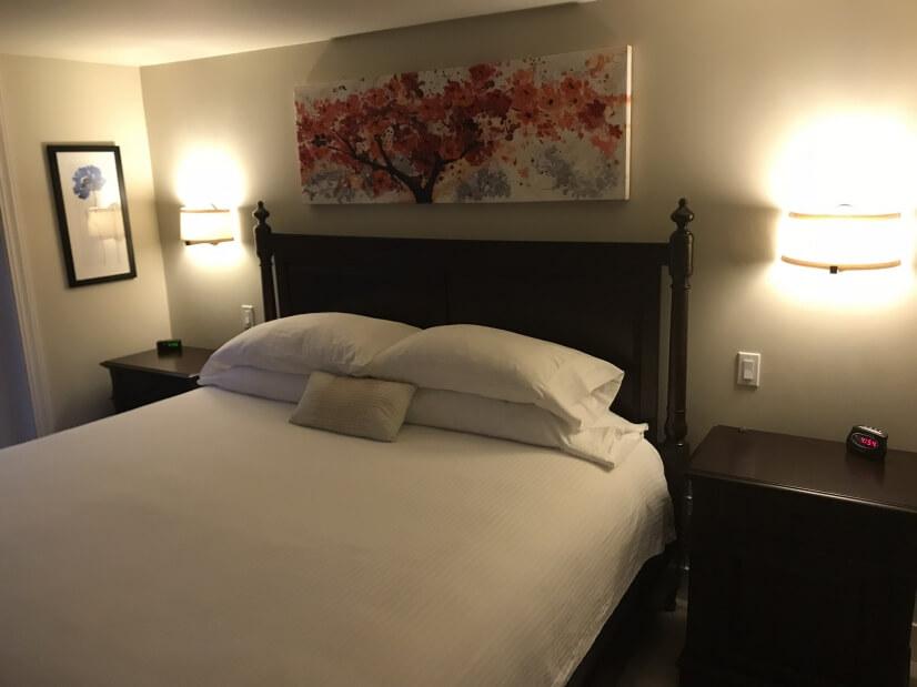 Guest Suite master bedroom