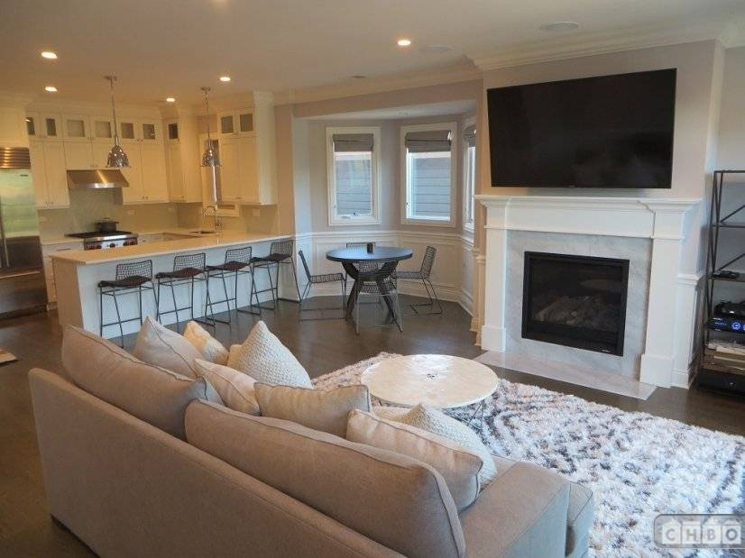 image 2 furnished 2 bedroom Townhouse for rent in Lincoln Park, North Side