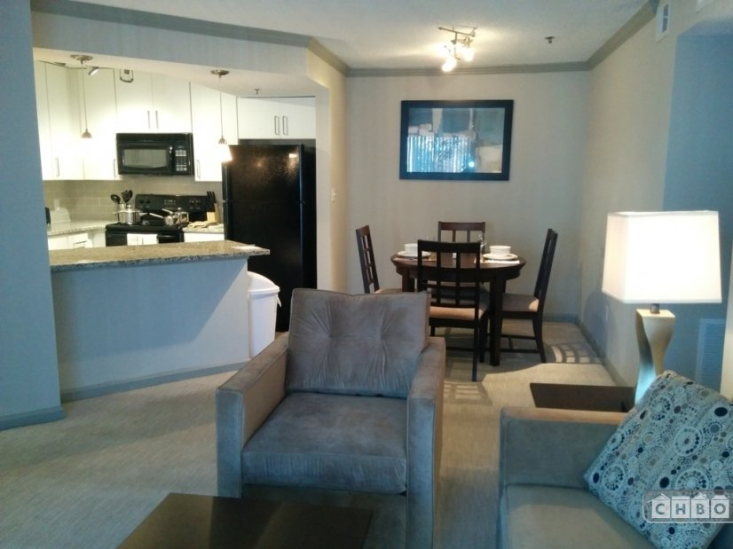 image 3 furnished 1 bedroom Apartment for rent in Sandy Springs, Fulton County