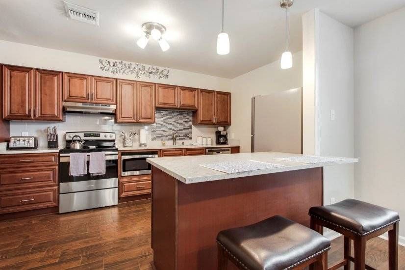 image 7 furnished 2 bedroom Townhouse for rent in Mid-City, New Orleans Area