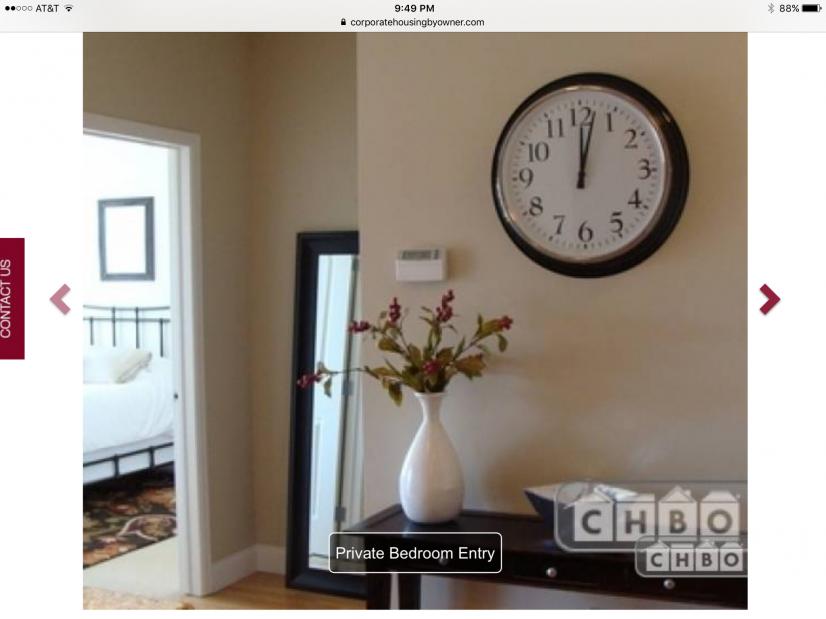 image 6 furnished 1 bedroom Townhouse for rent in Lincoln Park, Denver Central