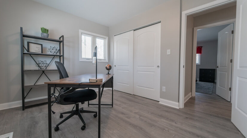 Office and/or 4th Bedroom