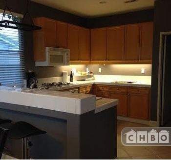 gourmet kitchen fully furnished with anything a chef would r