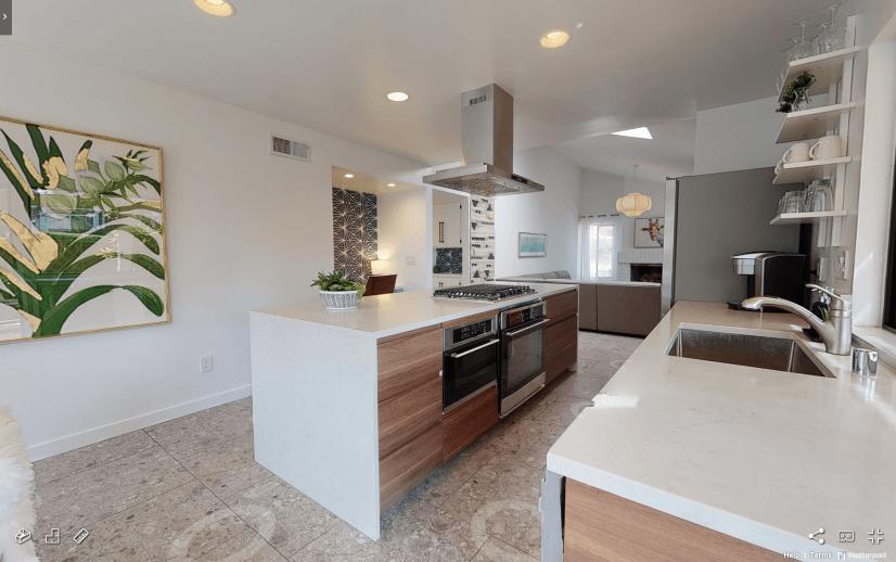 Tierrasanta Furnished Home - Kitchen + Business Center