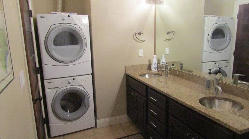 Bath #1 and Laundry