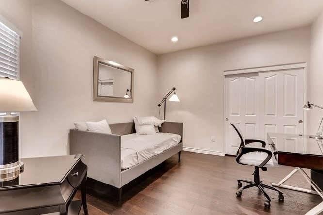 3rd bedroom/ Office