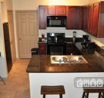 Spacious kitchens!!