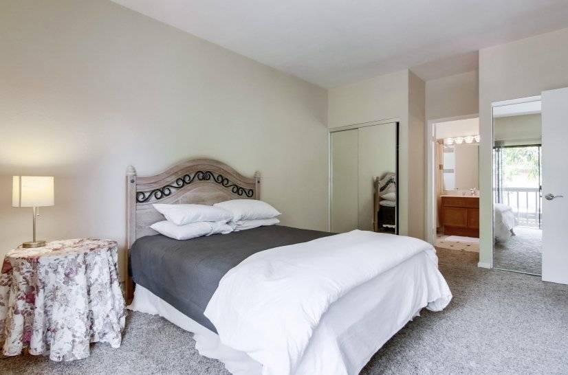 Downstairs Master Bedroom with ensuite bathroom