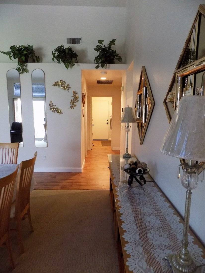 Formal Dining Hallway