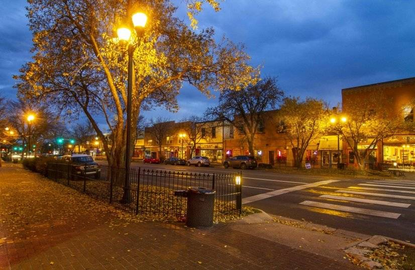 Old Colorado City within walking distance