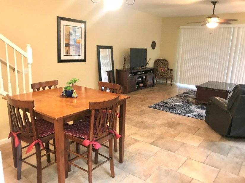 image 3 furnished 3 bedroom Townhouse for rent in Brandon, Hillsborough (Tampa)