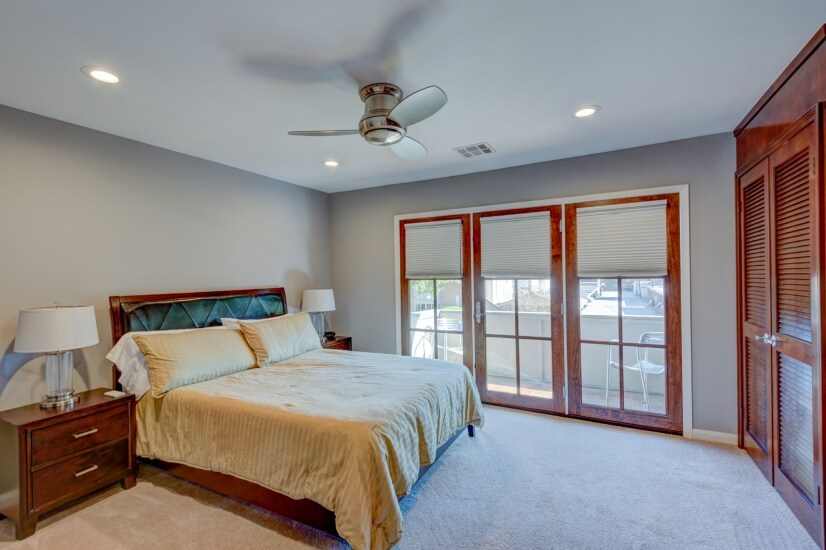 Front Bedroom with Queen Bed