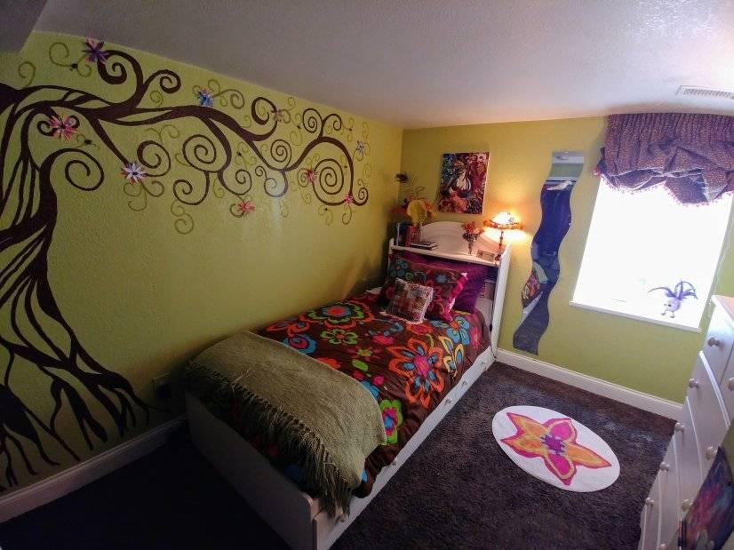 bedroom #2 downstairs