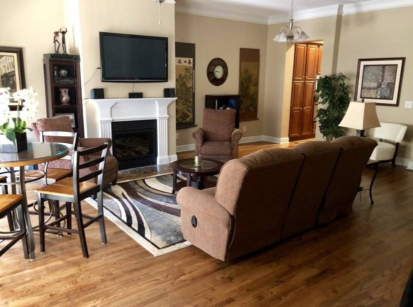 image 3 furnished 3 bedroom Townhouse for rent in Decatur, DeKalb County