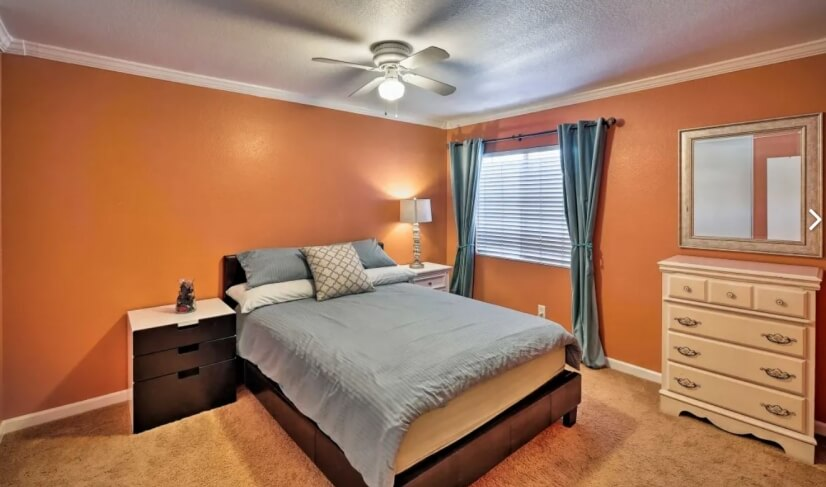 Awesome bedroom for 2